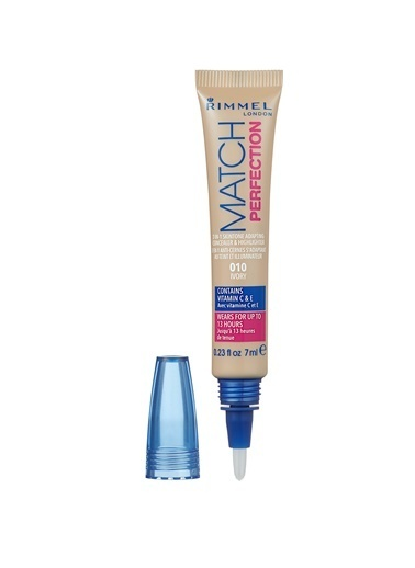 Rimmel London Match Perfection Concealer 010-Ivory-Rimmel London